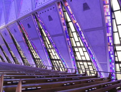 The Cadet Chapel Will Warm Your Heart