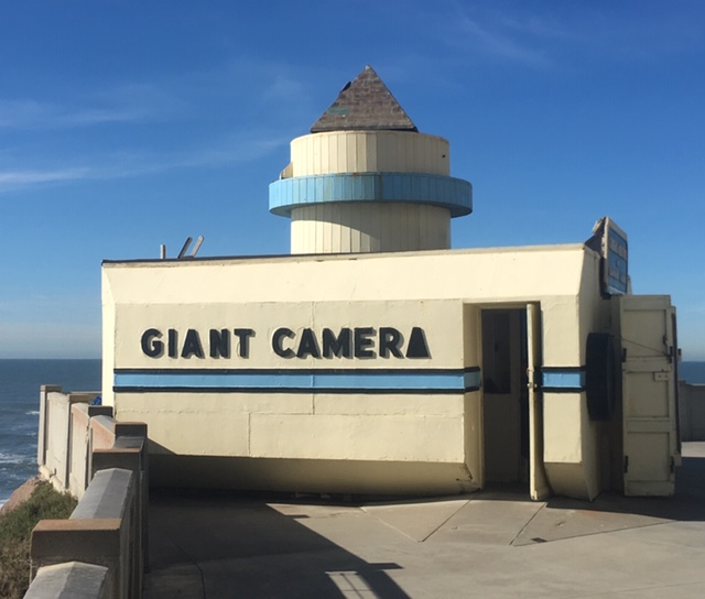 Camera Obscura, Cliff House, San Francisco