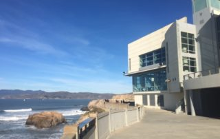 The Cliff House in San Francisco at Land's End
