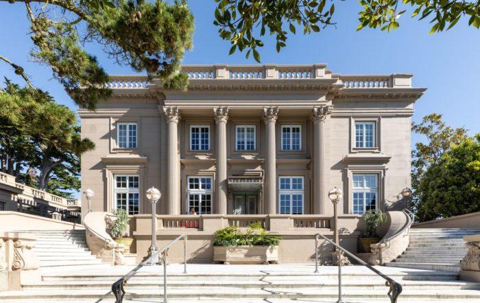 The 2019 Decorator Showcase at Le Petit Trianon in the Presidio Heights neighborhood.