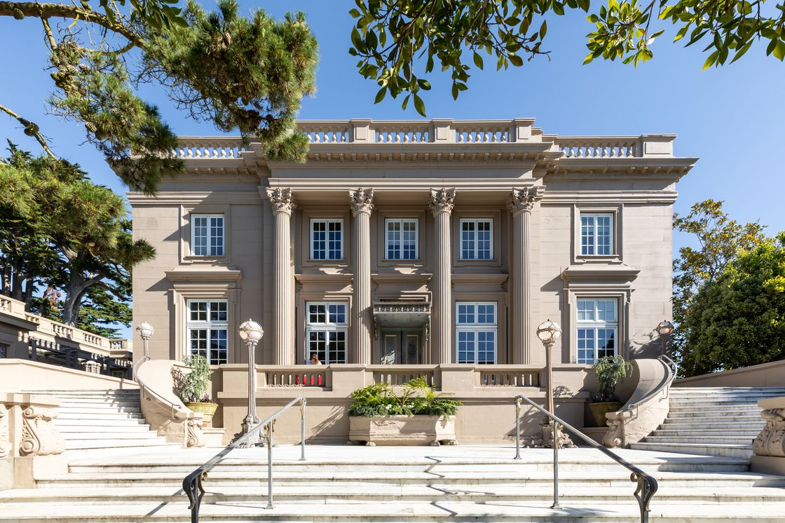 The 2019 Decorator Showcase at Le Petit Trianon in the Presidio Heights neighborhood.