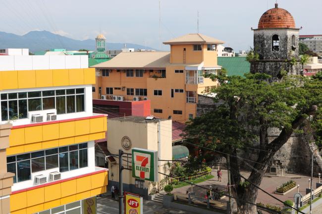 Dumaguete Philippines Belfry