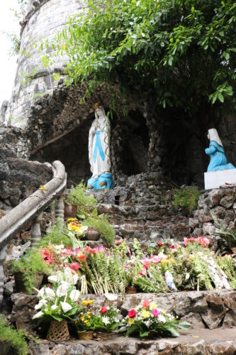 Dumaguete Philippines Shrine at Belfry