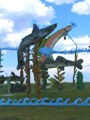 Part of Fisherman's dream