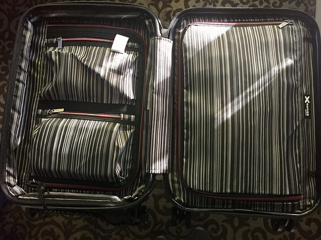 admiral ifly luggage, x-series luggage, carryon suitcase, travel gear