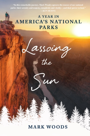 Lassoing the Sun is a memoir about connections to land and love