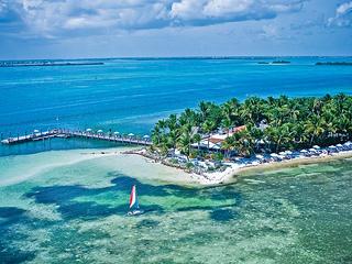 """Little Palm Island"""
