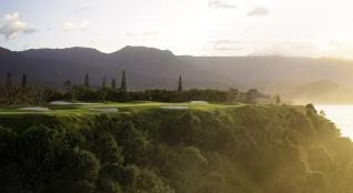Makai Golf course, kauai, hawaii, golf