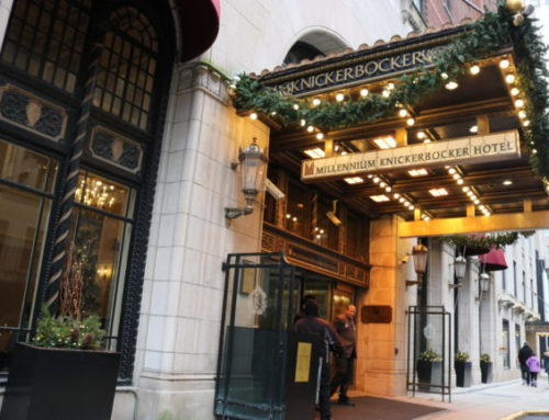 Millennium Knickerbocker Hotel Adds to a Chicago Great Time