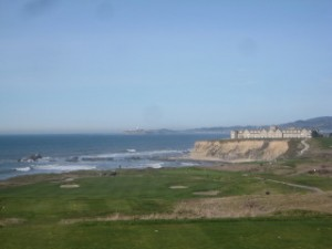 ocean course, Ritz-Carlton Half Moon Bay