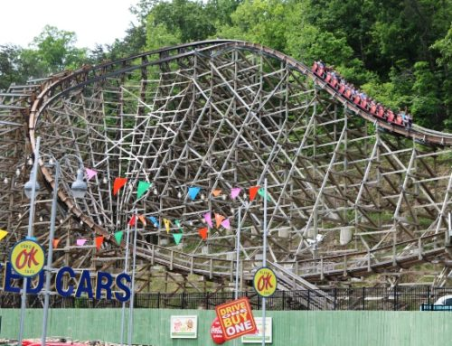 Thrill Rides a Plenty in Pigeon Forge, TN and More Coming