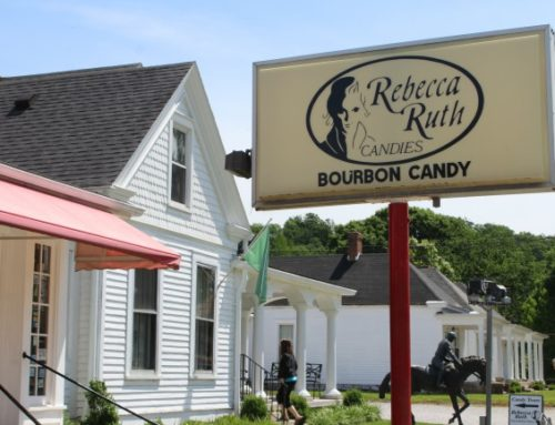 Frankfort, Ky Part 2: Bourbon Delicious at Rebecca Ruth
