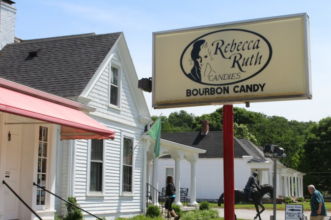 Frankfort, Ky Part 2: Bourbon Delicious at Rebecca Ruth - Nancy D Brown