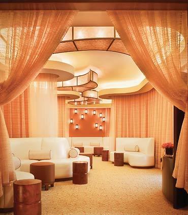 """""""Lantana Spa Ladies Lounge"""""""