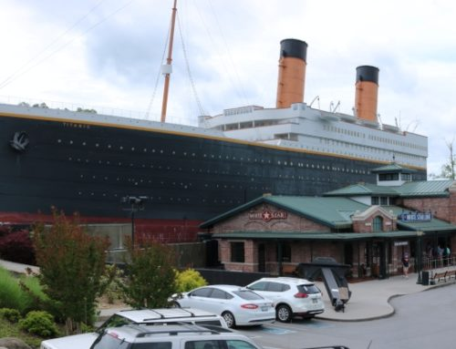 Titanic Museum: A Pigeon Forge, TN: Thumbs Up!