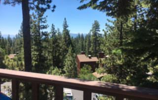 View of Lake Tahoe from Tahoe City