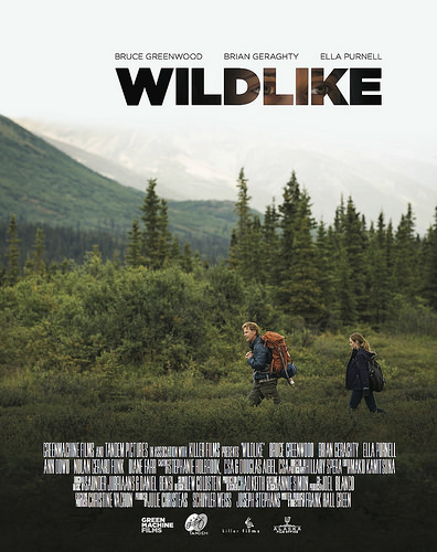 Wildlike, movie, poster