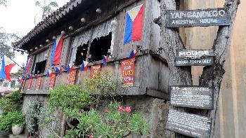 Yap-Sandiego Ancestral House, one of Cebu's oldest