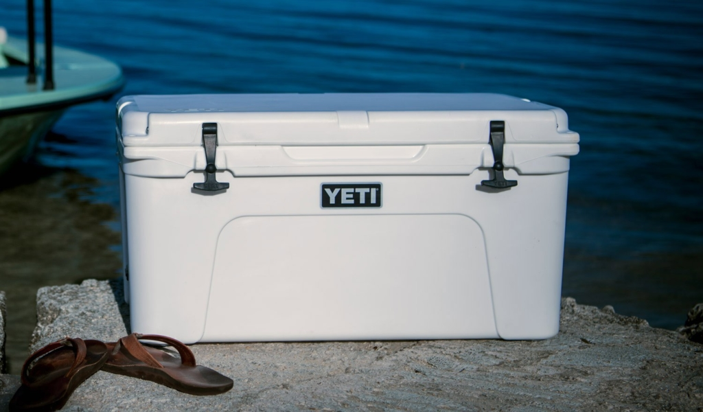 yeti tundra cooler, yeti cooler, yeti premium cooler, father's day travel gift guide